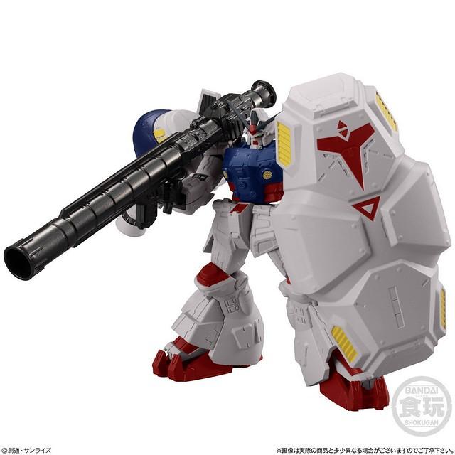 機動戰士鋼彈 G-FRAME EX02「鋼彈試作2號機」&「擴充零件組」情報公開!