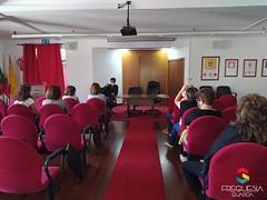 Reunião - Ginástica Sénior