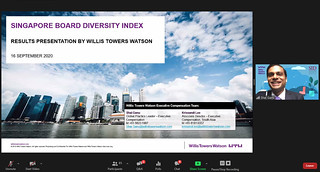 SID Launch - Singapore Board Diversity Index