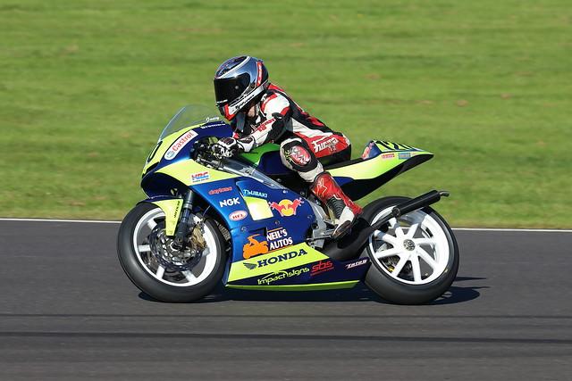 120 Gavin Mills Honda RS 250 Mills Racing