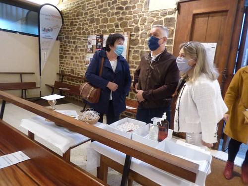2020 09 27 Messe, Première Communion & baptême Théo Deffaix-Rémy, Baraqueville (2)