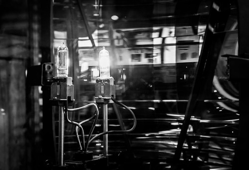 Leuchtfeuer behind the glass | by daro100