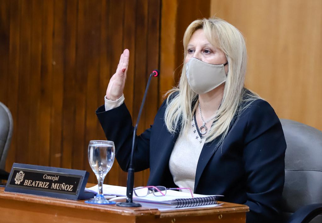 2020-10-01 Sesión Concejo Deliberante