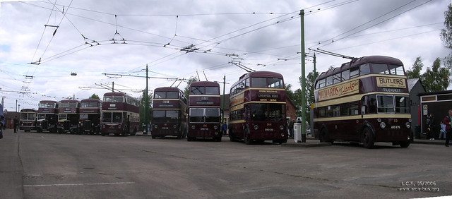 Reading Trolleybuses