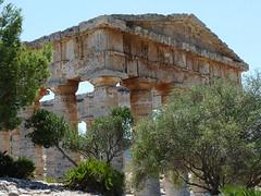 Segesta: Nejzachovalejší řecký chrám postavený potomky Trójanů