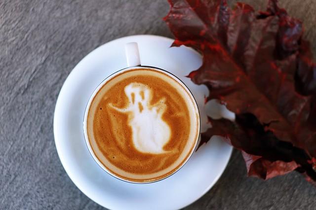Spooky Coffee for Halloween