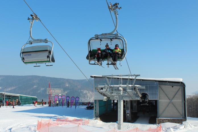 Buková hora: deset let první vyhřívané sedačkové lanovky v České republice