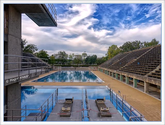 Olympiastadion Schwimmanlage