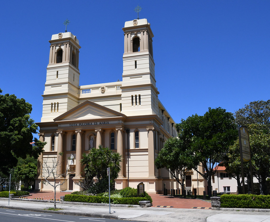Mary Immaculate Catholic Church, Waverley, Sydney, NSW.