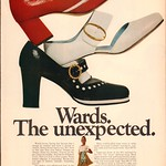 Wed, 2019-11-06 20:41 - 1970 Wards Shoe Advertisement Life Magazine March 6 1970