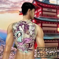 MODERN CHARM MAN
