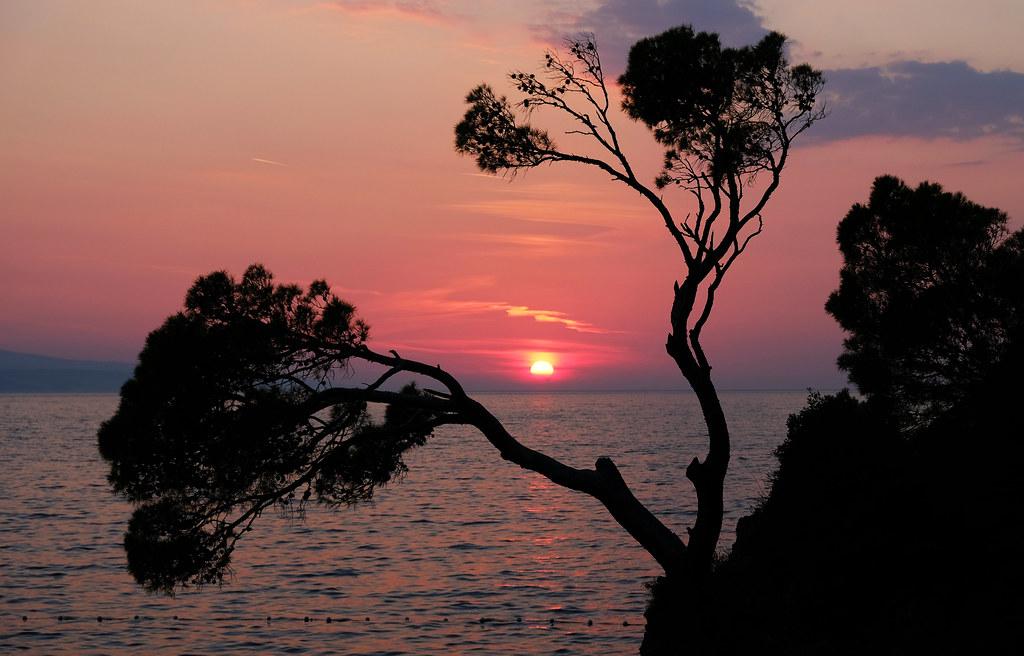 Punta Rata, Brela, Makarska Riviera, Croatia