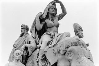 Asia, John Henry Foley, Albert Memorial, Hyde Park,Westminster, 1988 88-4d-02-positive_2400