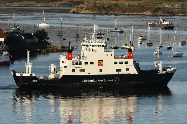 MV Coruisk - Oban - 23-09-20