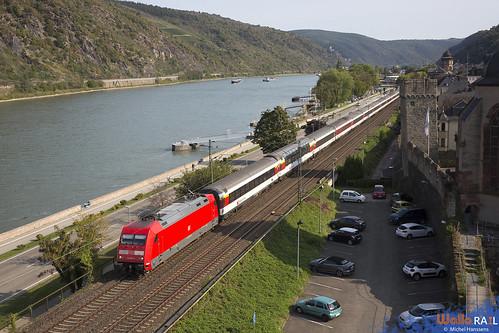 101 051 . DB . EC 8 . Oberwesel . 11.09.20.