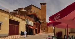 Cetina (Zaragoza, Aragón, Sp) – Calle y castillo