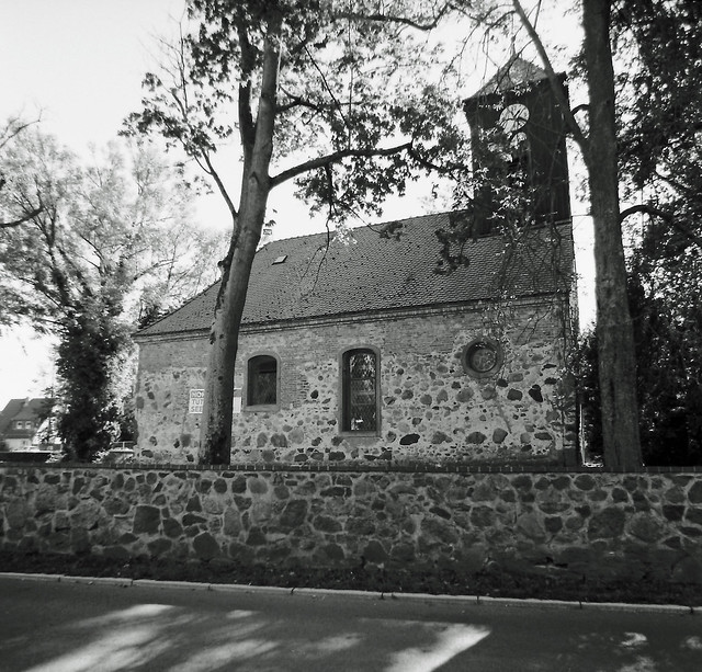 Dorfkirche Zeuthen Brandenburg 23.9.2020