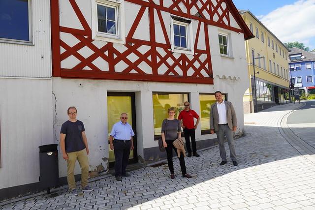 Zu Besuch in Münchberg