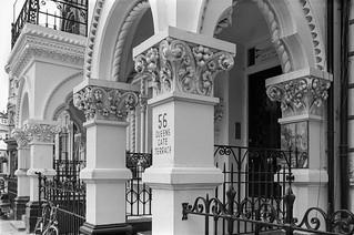 Queen's Gate Terrace, South Kensington, Kensington & Chelsea, 1988 88-4f-12-positive_2400