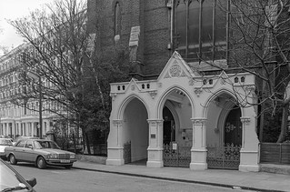 St Stephen's Church, Emperor's Gate, Kensington, Kensington & Chelsea, 1988 88-4e-34-positive_2400
