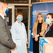 The United Kingdom, UNDP and WHO provide essential medical supplies to health institutions fighting the novel coronavirus