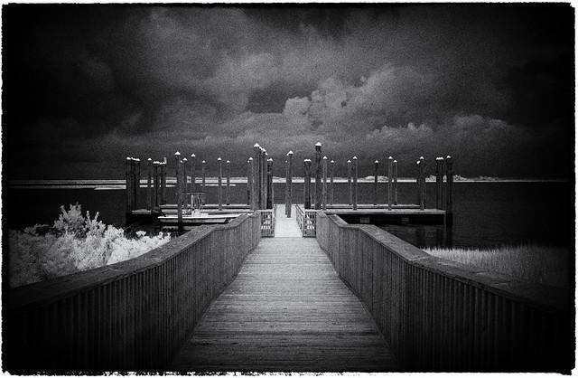 To Hammocks Beach (IR)
