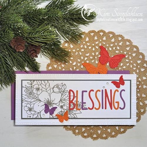 TTT and CTD Blessings
