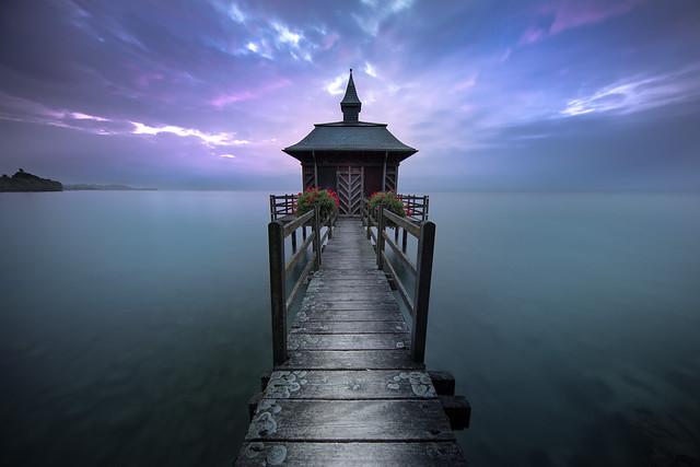 Neuchâtel Lake, Switzerland
