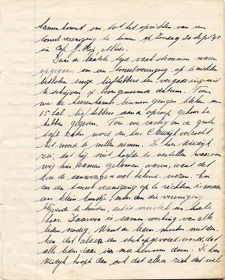 Stv - 1945-09-30 - Samenkomst tbv oprichting - 01