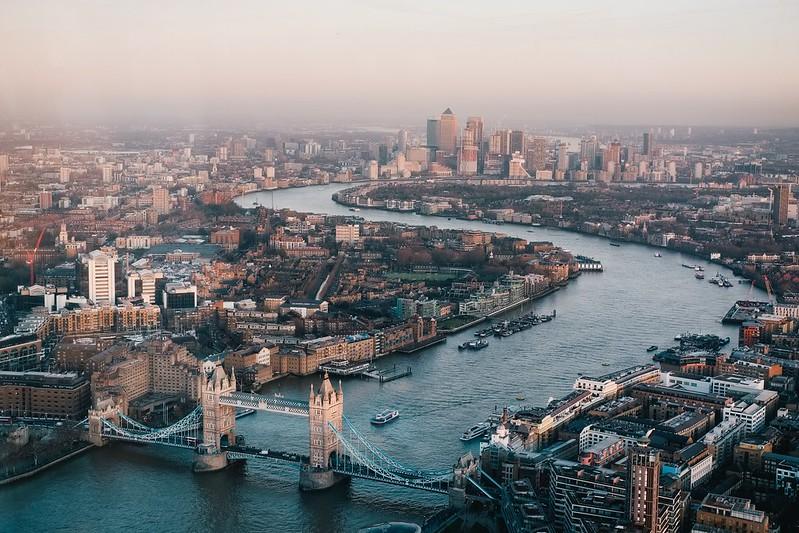 Lontoo nähtävyydet