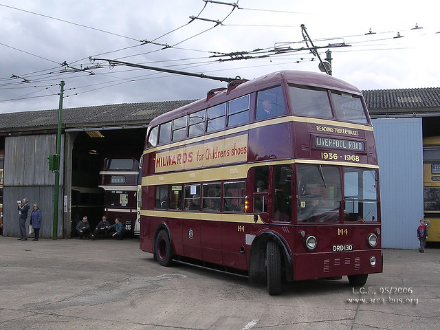 BUT 9611T (1949) Park Royal