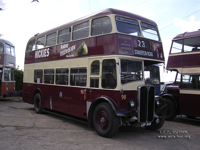 AEC Regent III, Park Royal (1955)