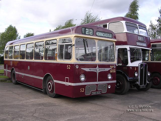 AEC Reliance, East Lancashire (1965)