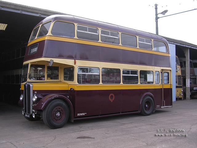 AEC Regent III, Roe (1954)