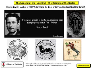 Legend of the Leg End - George Orwell 1984 | by arthur.strathearn