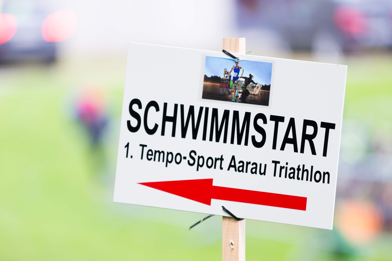 1. Tempo-Sport Aarau Triathlon