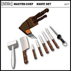 [MMc] Master-Chef Gacha GIFT