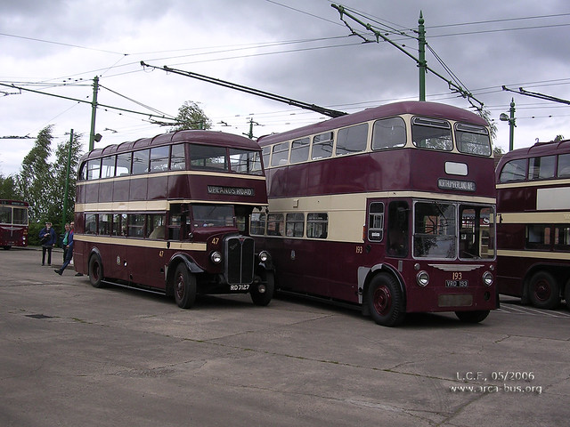 ACE Regent, Park Royal (1935), Sunbeam F4A, Duple (1961)
