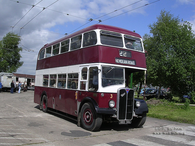 Crossley DD42/8 (1950)