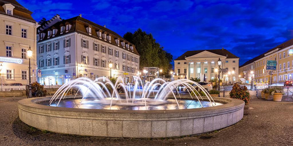 Regensburg Bismarckplatz