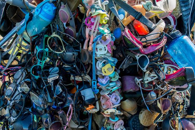 Flotsam Collection, Sunglasses, Dummies, Dungeness, Kent