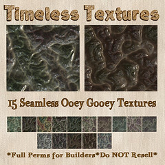 TT 15 Seamless Ooey Gooey Timeless Textures