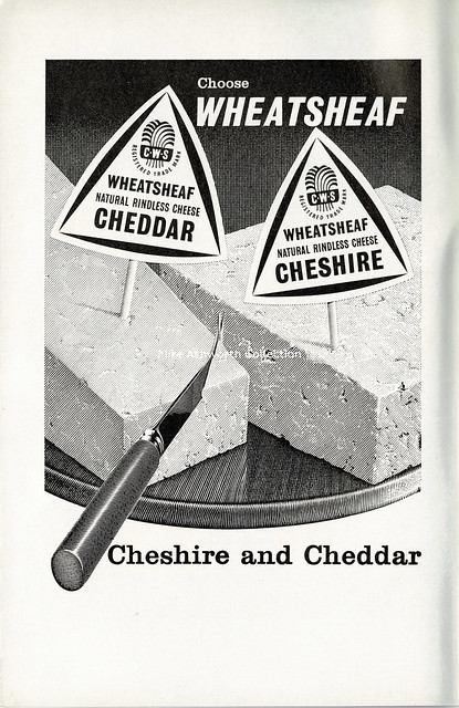 Co-Operative Wholesale Society - advert in