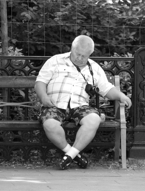 Rest on the photo excursion