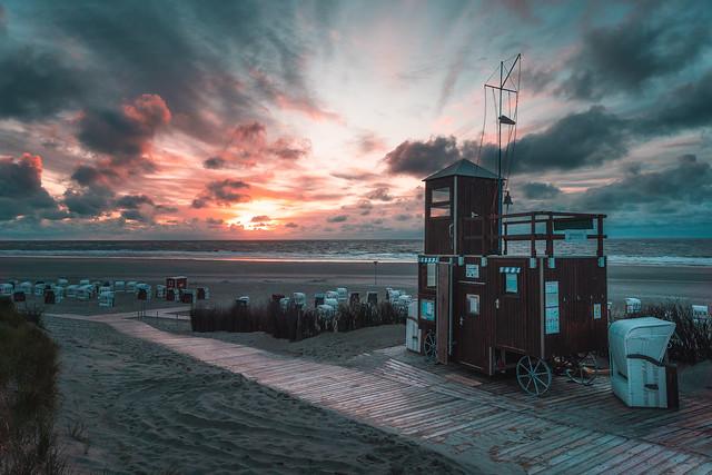 DRLG Haus am Strand von Spiekeroog