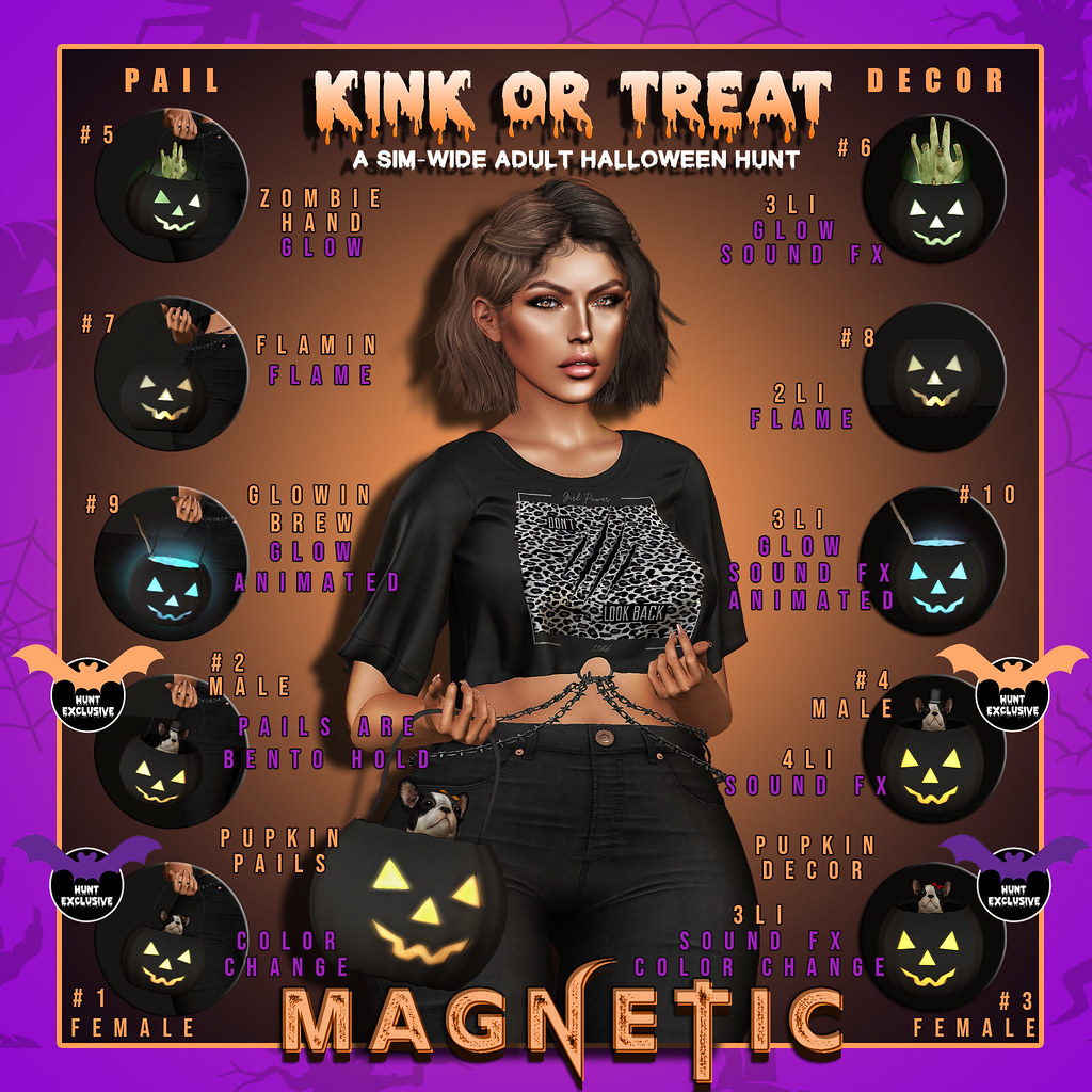 Magnetic @ Kink Or Treat