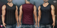 Volvér - Shane Sleeveless T-shirt