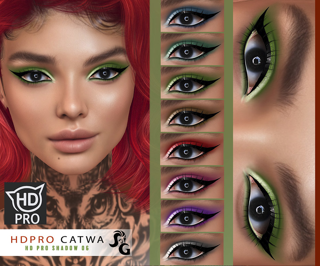 HDPRO Catwa Shadow 06 @ Swank