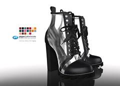 Pippa Plexi-Boots