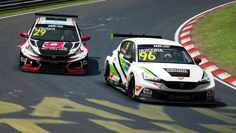 RaceRoom Esports WTCR